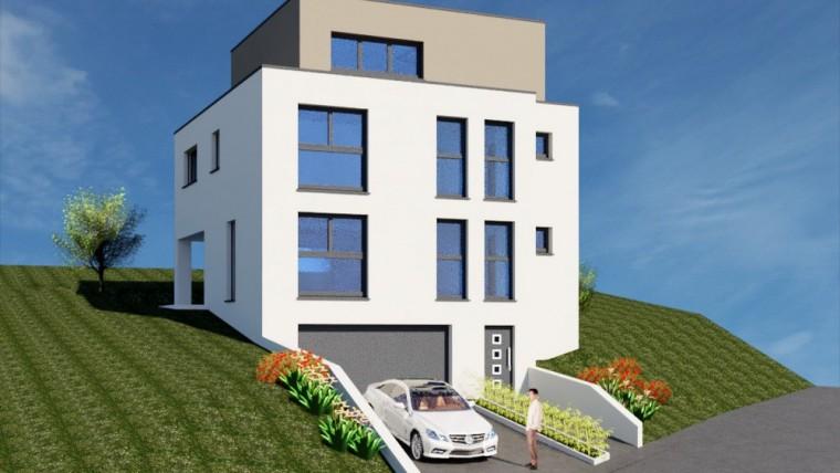 Villa individuelle à Wintrange (future construction)