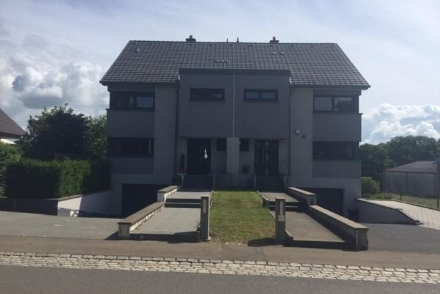Garnich 2 maisons jumelées