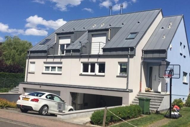 Weiler-la-Tour 2 maisons jumelées