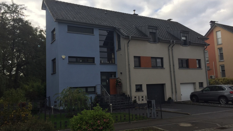 Buschdorf 2 maisons jumelées